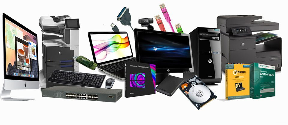 Consommables informatiques